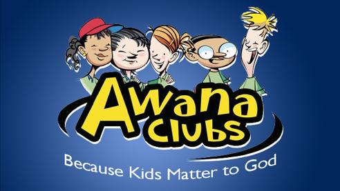 Awana Awards Service