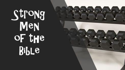 Daniel: Strong in Prayer
