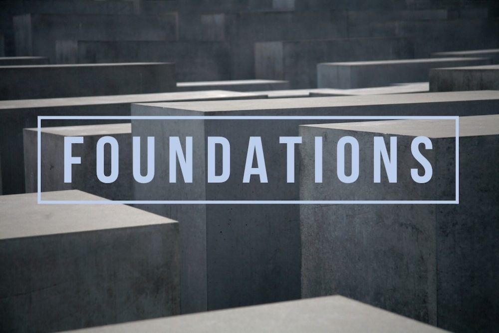 Foundations for 2019