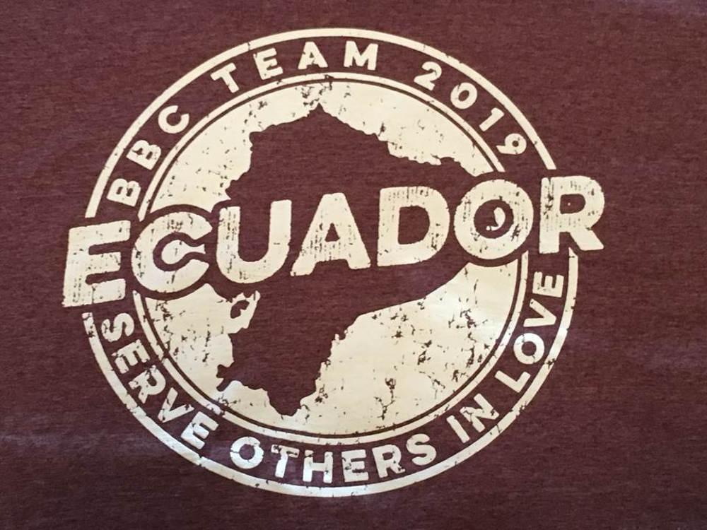 Ecuador Team Testimonies